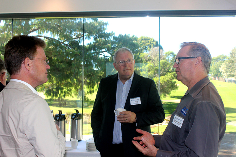Macquarie Park Business Alliance Coffee Morning - #2